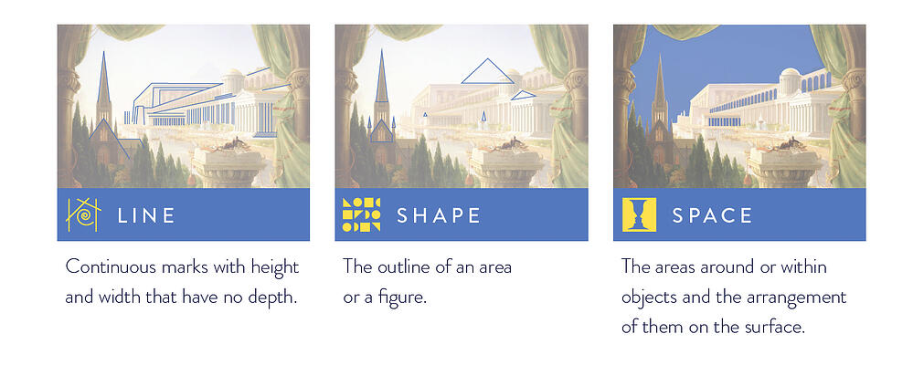 Elements of art examples