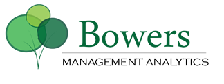 bowers management analytics logo